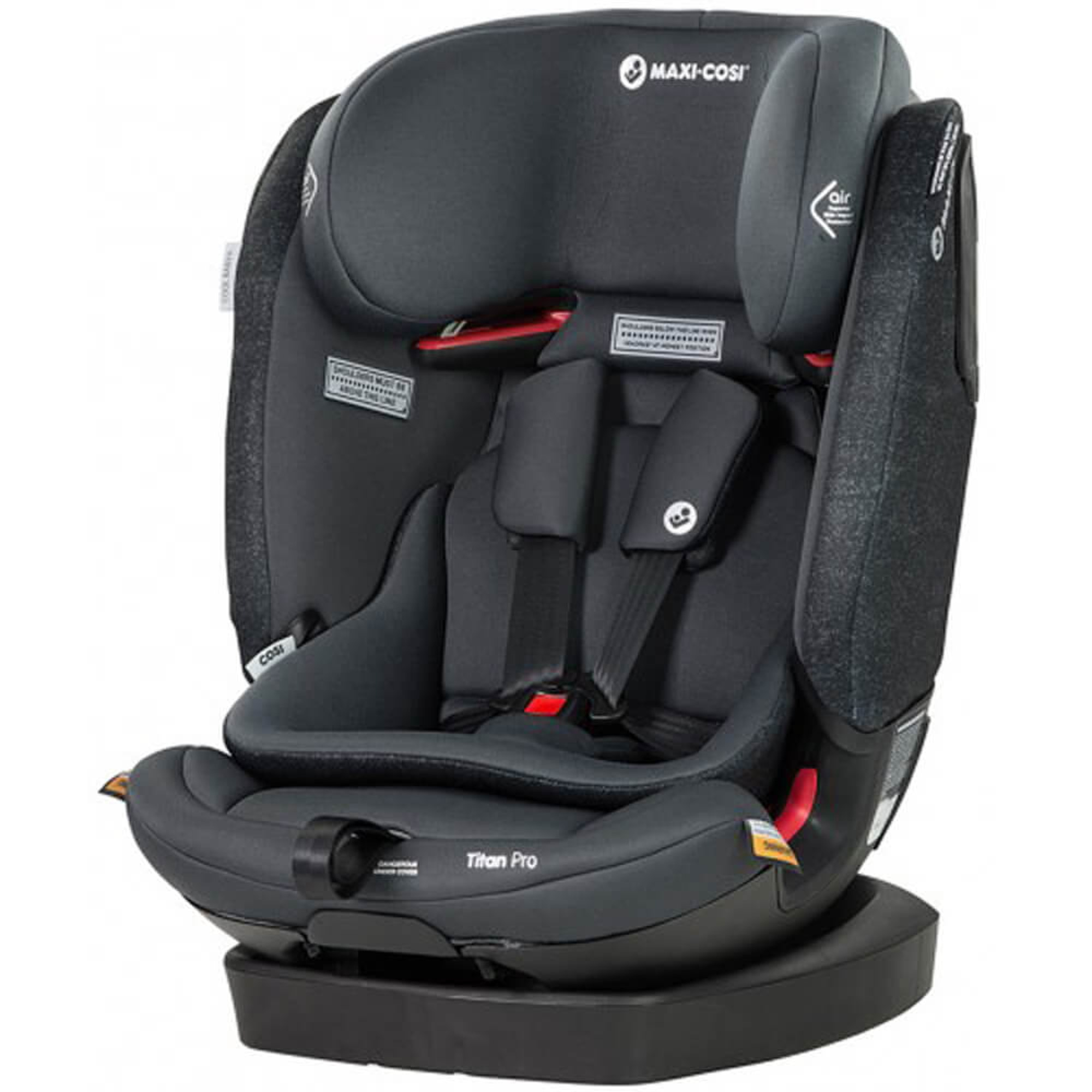 Maxi Cosi Titan Pro Convertible with FREE fitting